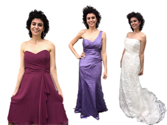 Prom and special occasion dresses on sale Saturday, April 14 from 10 a.m. to 4 p.m. and Sunday, April 15 from 11 a.m. to 3 p.m. at Nu2u Resale Shop on Oak Park Avenue in downtown Tinley Park.