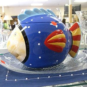 aquatic-blue-fish