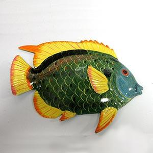 aquatic-green-fish