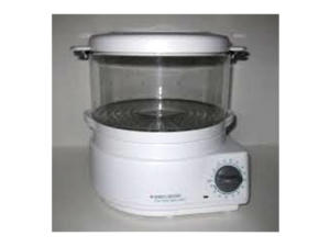 Black & Decker-Handy-Steamer for veggies or rice   $10 after applying the Nu2u everyday 50% discount.