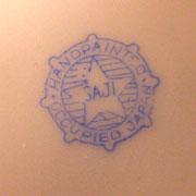 plate-mark-occupied-Japan